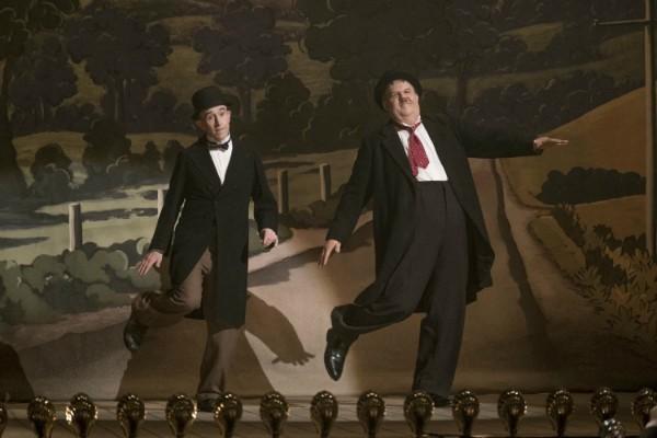 John C. Reilly e Steve Coogan em Stan & Ollie (Foto: Divulgação)