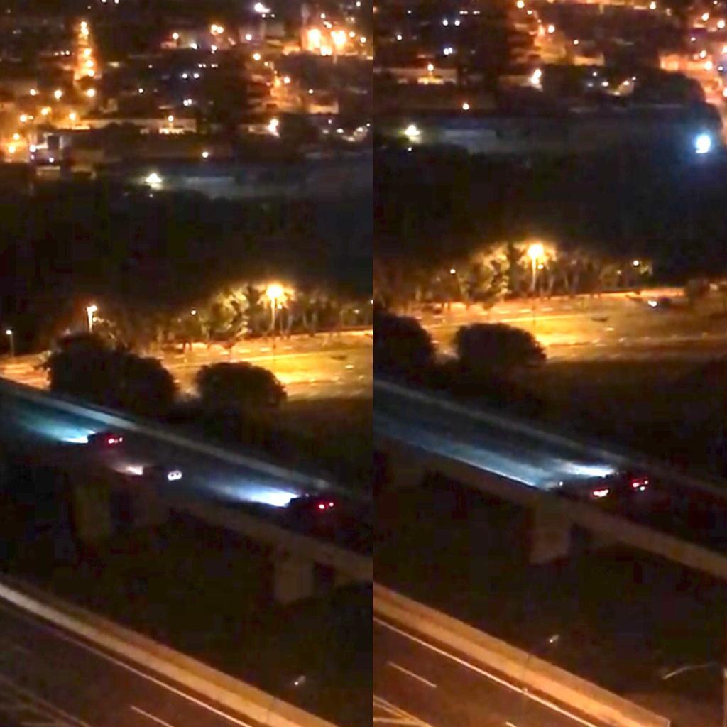 Após denúncia de rachas, polícia faz operação para impedir excesso de velocidade em rodovia
