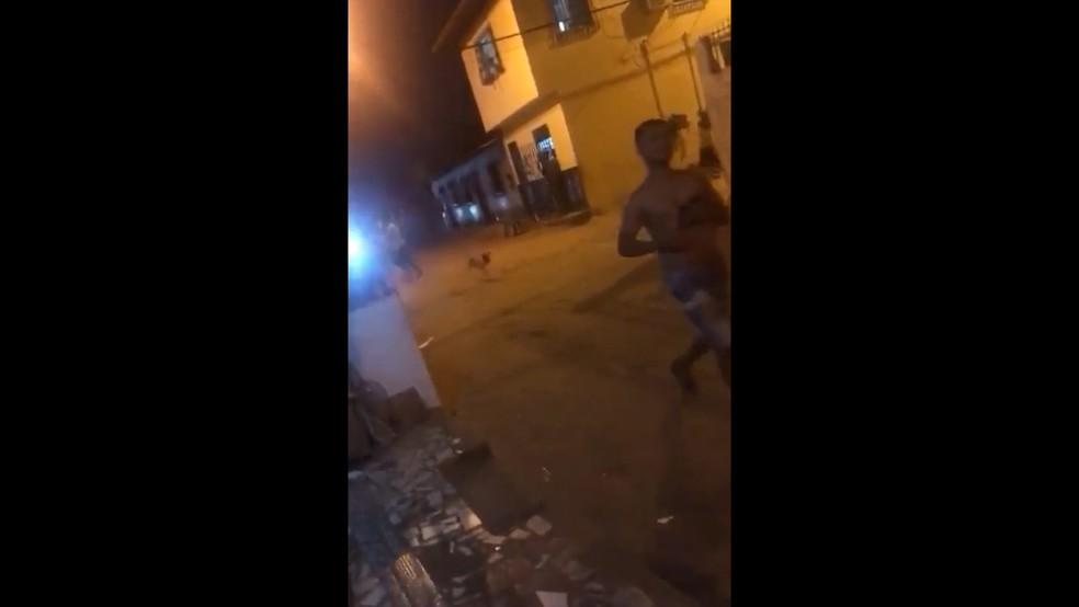 Homens armados atiram e matam moradores em São Luís — Foto: Divulgação/Redes Sociais