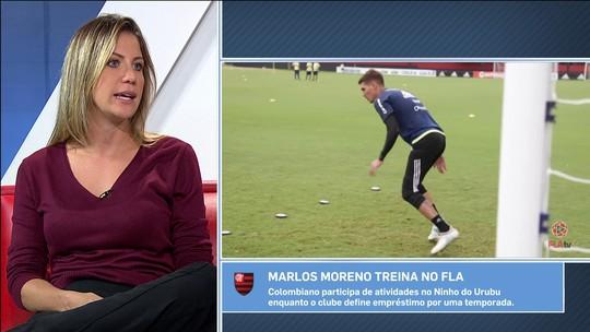 Marlos Moreno tem potencial, e Brasil pode cair como uma luva, diz Bárbara Coelho