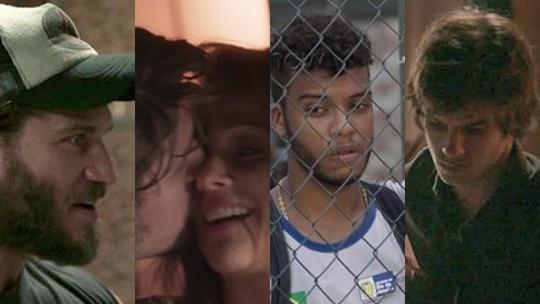 Rafael e Lili, Fabinho, Dino x Maurice, Curicica: confira cenas extras exclusivas para a web