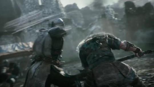 'For honor' tem batalhas multiplayer incríveis e modo história cheio de clichês; G1 jogou