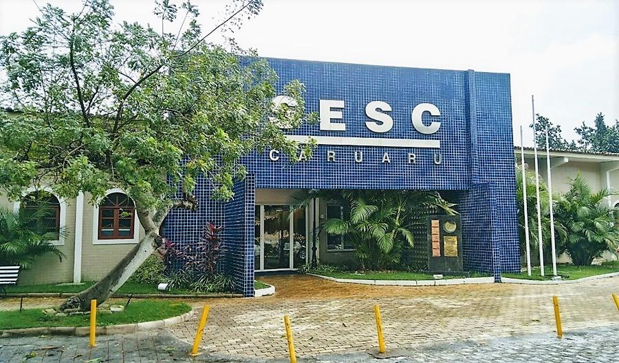 Sesc Caruaru abre vagas para educação infantil, ensino fundamental e EJA
