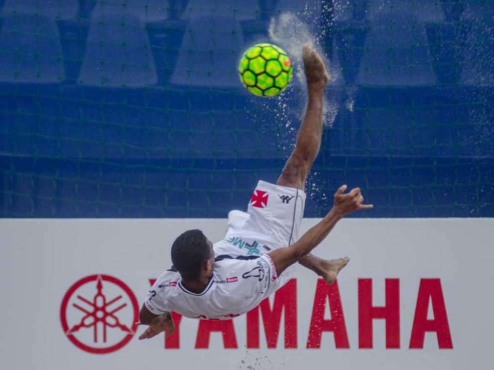 Vasco criou mais chances ao longo da partida — Foto: Ramon Paschoal/NB Photopress