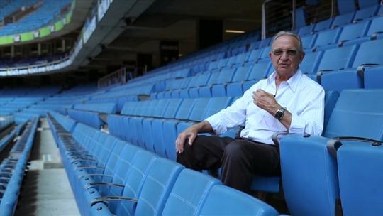 Morre Antônio Carlos Verardi, funcionário mais antigo do Grêmio