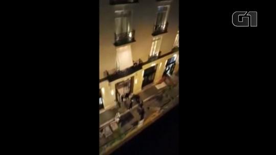 Assalto à mão armada no hotel Ritz de Paris termina com três detidos