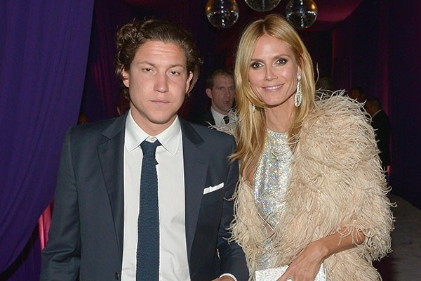 Heidi Klum e Vito Schnabel (Foto: Getty Images)