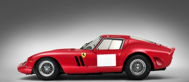 Ferrai 250 GTO 1962/3