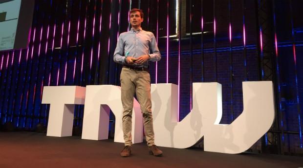 Lex Hoefsloot, fundador da Lightyear (Foto: Adriano Lira)