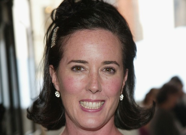 Estilista Kate Spade, de 55 anos, se enforcou (Foto: Getty Images)