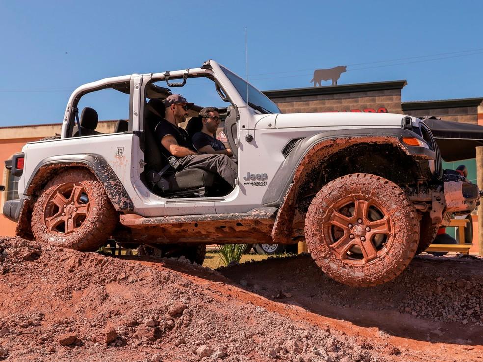 Jeep vai estudar se clientes terão interesse em eventos após a pandemia do coronavírus — Foto: Divulgação