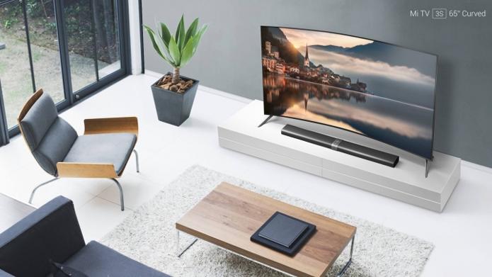 Smart TV da Xiaomi roda Android com a interface MIUI (Foto: Divulgação/Xiaomi)
