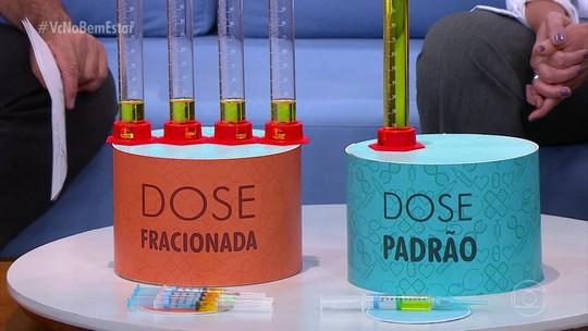 Febre amarela: especialistas explicam o que é a dose fracionada