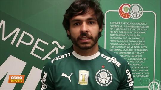 Autor de bilhete que inspirou anúncio de Goulart no Palmeiras se diverte com repercussão