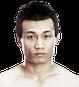 Lutador desafiante Chan Sung Jung