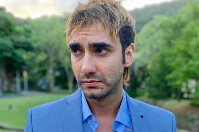 Gabriel Godoy é Galdino (Foto: TV Globo)