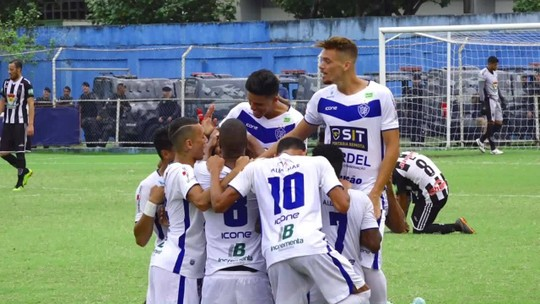 Vitória-ES x Atlético-ES - Copa Espírito Santo 2018 - globoesporte.com
