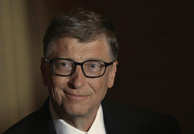 O bilionário Bill Gates (Foto: Edgar Su/Reuters)