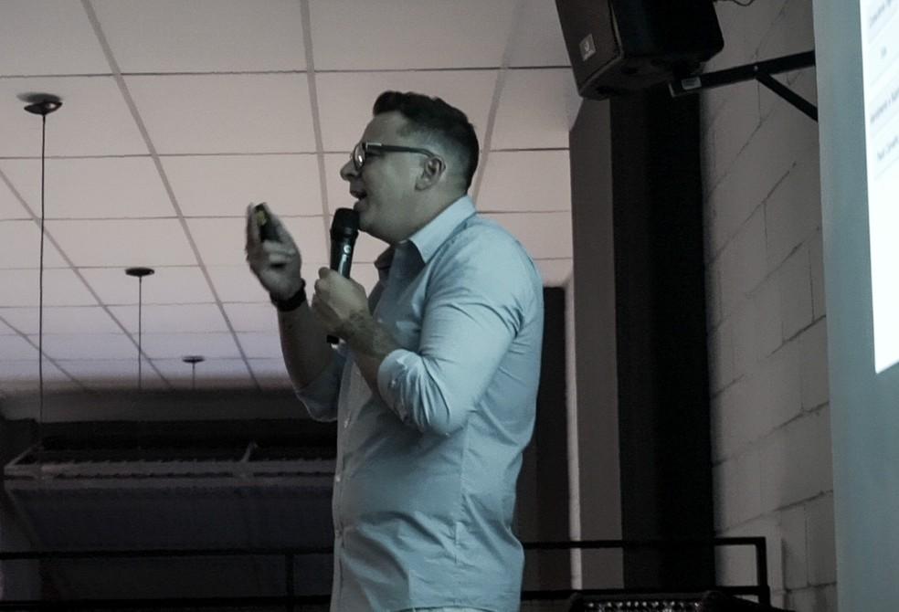 CEO da New Way, Netto Bonatelli, explica sobre a nova identidade da empresa (Foto: New Way/Divulgação)