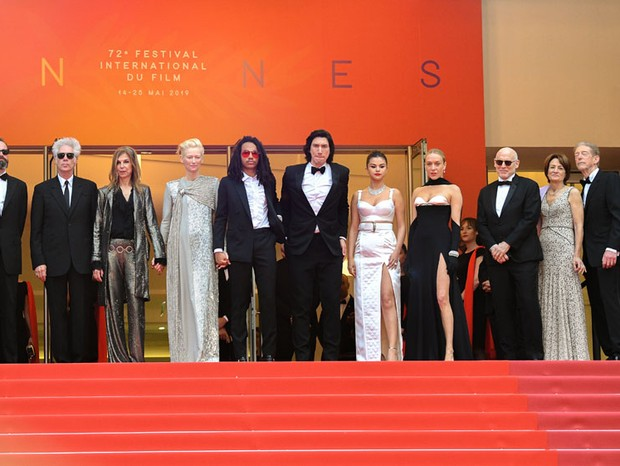 """The Dead Don't Die"" Opening Ceremony do 72º Cannes Festival (Foto: Getty Images)"