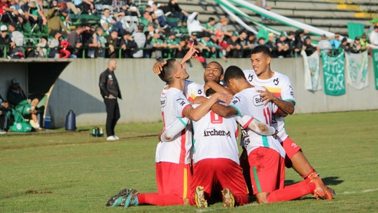 Foto: (Lucas Gabriel Cardoso/Brusque FC)