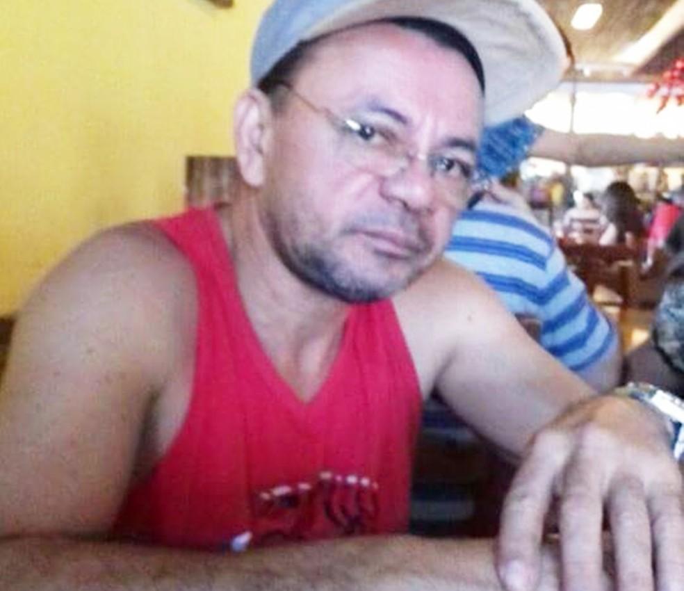 Lourenço Salvino da Silva tinha 51 anos (Foto: Arquivo da Família)