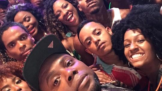 Baile Black da Consciência Negra; assista ao esquete antes da TV
