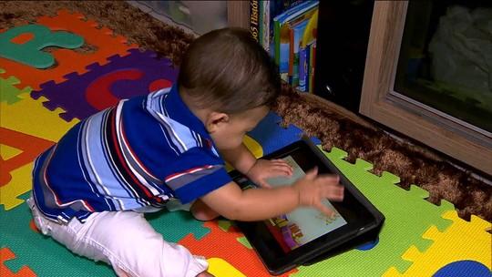 Crianças e o uso de telas: novas recomendações