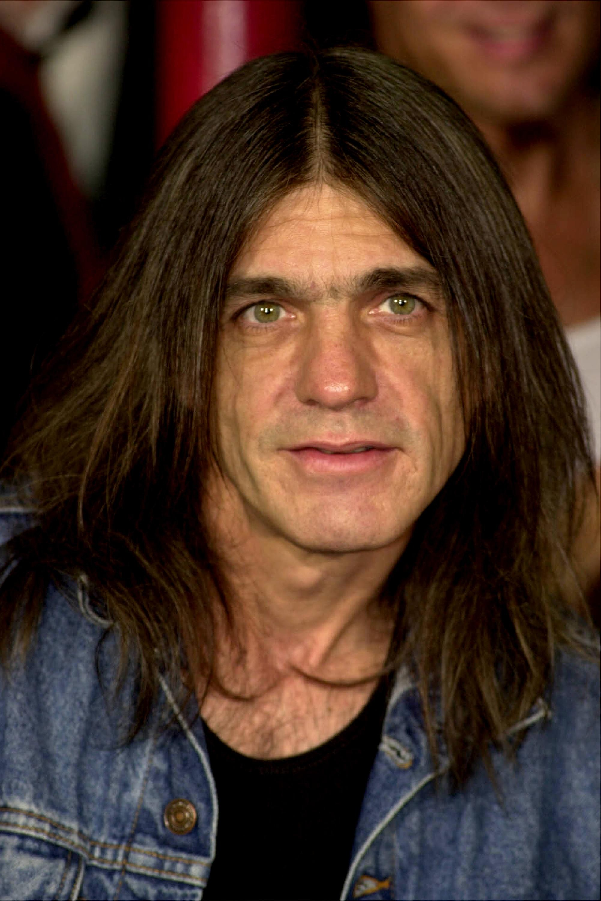 Malcolm Young (1953-2017) (Foto: Getty Images)