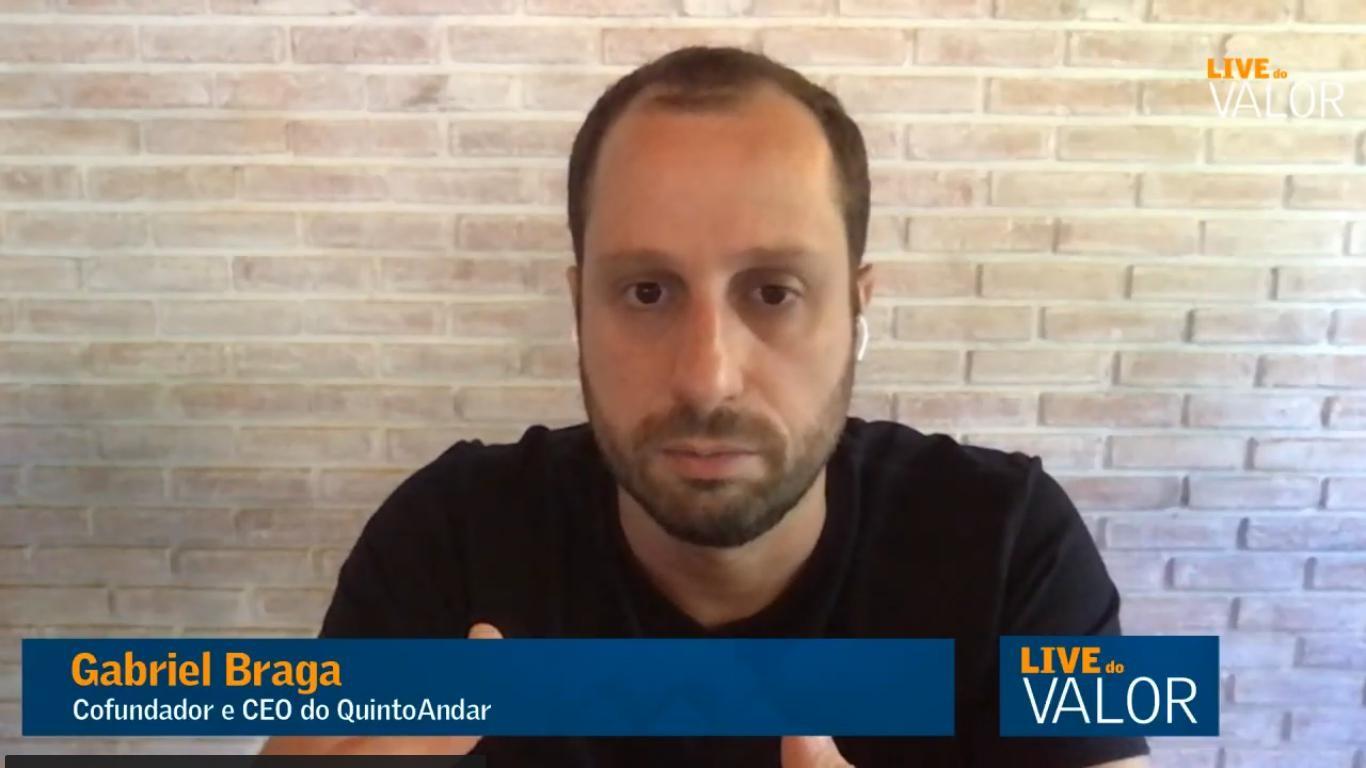 Inadimplência vista na pandemia já recuou, diz presidente do QuintoAndar