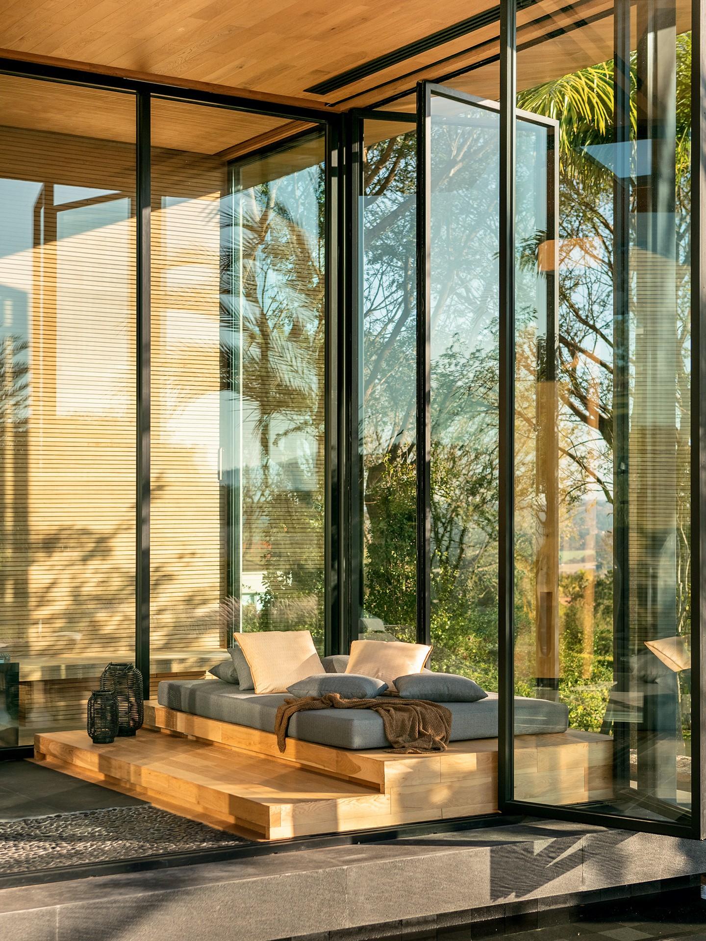 Uma casa de campo, mas com toques de modernidade (Foto: Gui Gomes)