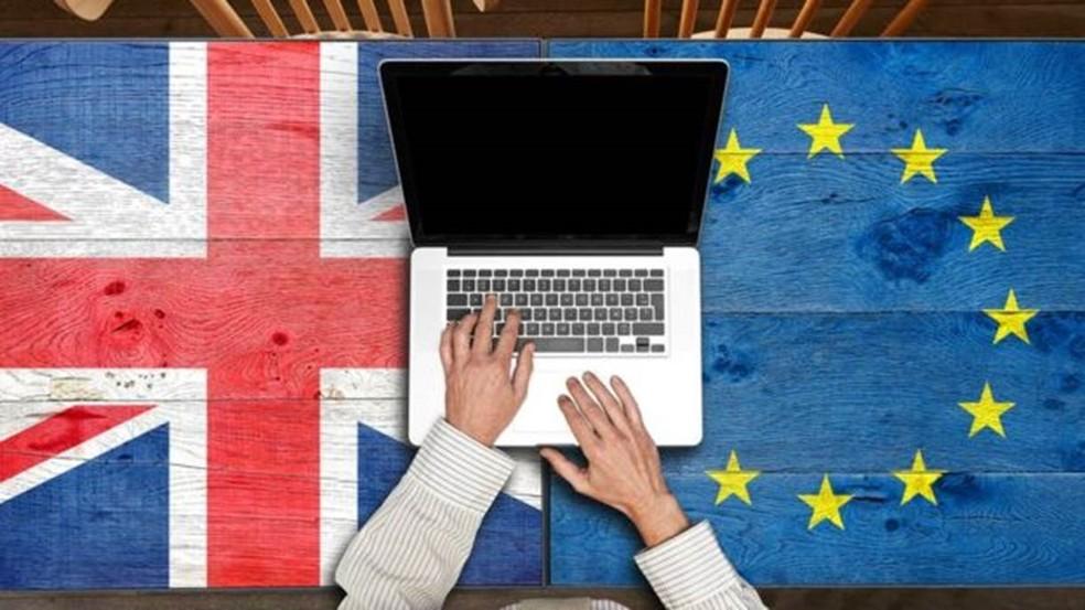 Brexit poderia melhorar as oportunidades de trabalho para brasileiros no Reino Unido? — Foto: Getty Images/BBC