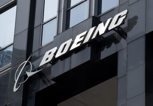 Sede da Boeing em Chicago, nos Estados Unidos (Foto: Scott Olson/Getty Images)