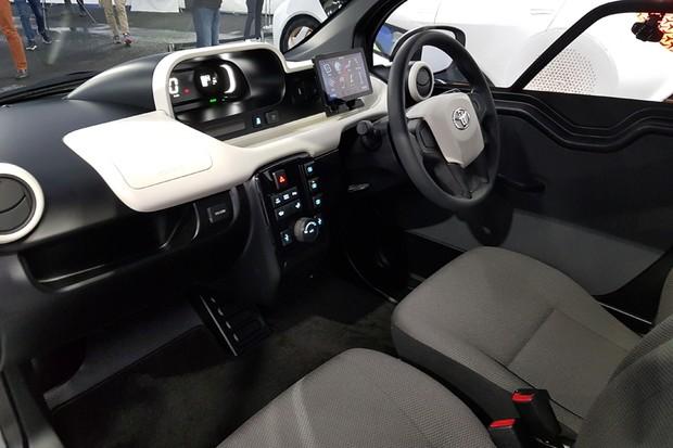 Toyota BEV (Foto: Divulgação)