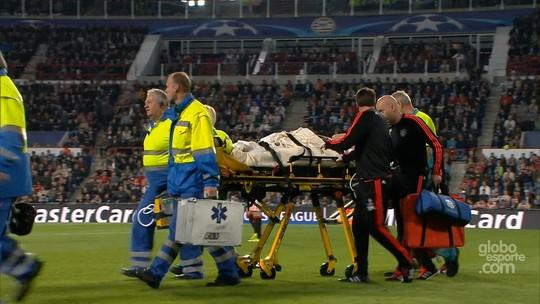 Técnico do PSV diz que Moreno ficou emocionado ao reencontrar Shaw