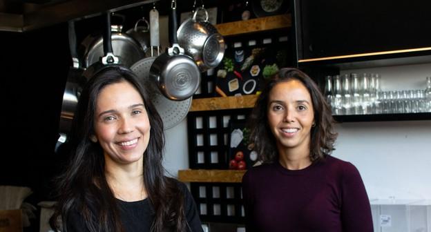 Startup oferece comida fresca com receitas para que clientes preparem em casa