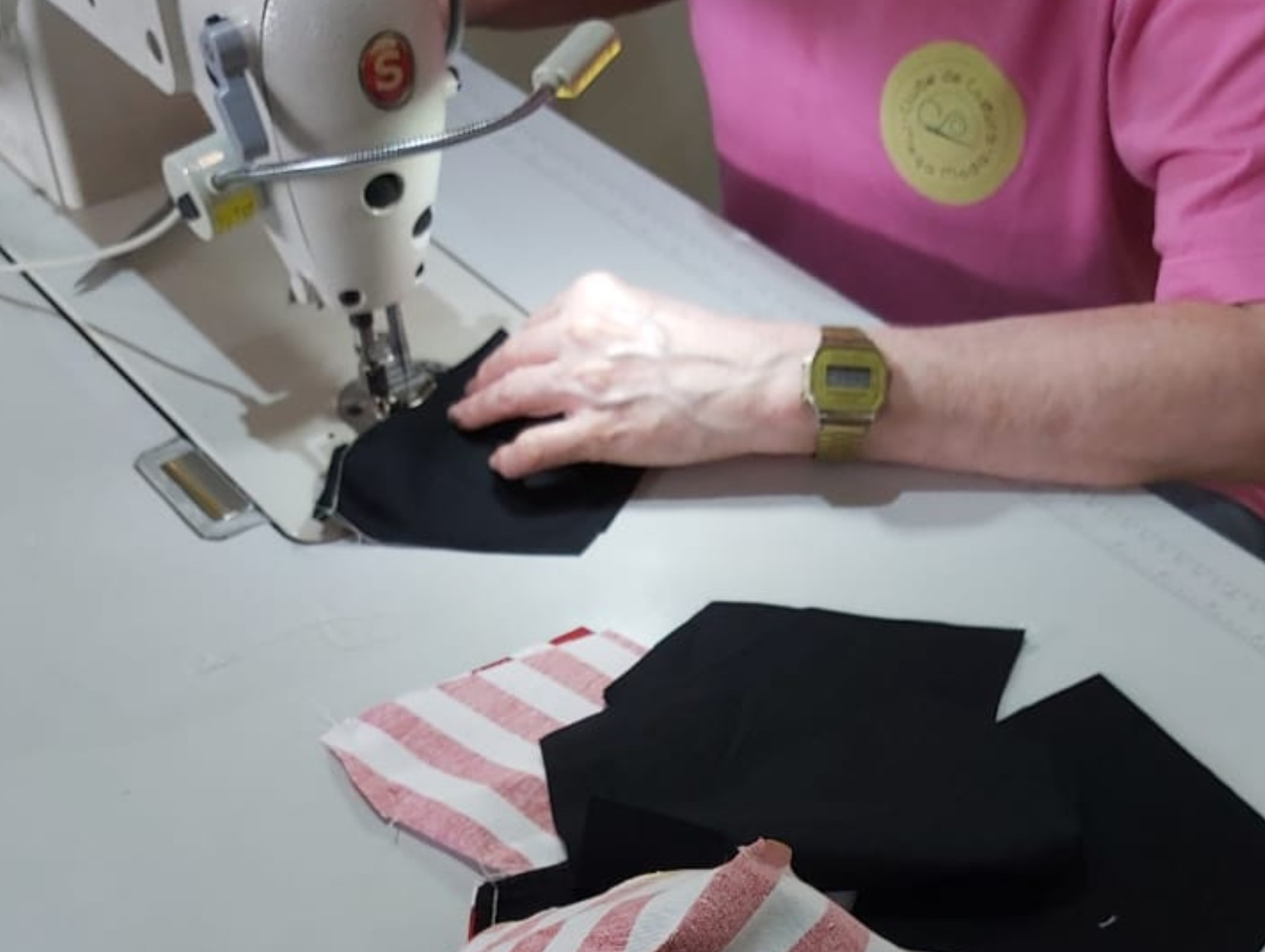 Prefeitura do Crato abre cadastro para costureiros confeccionarem 70 mil máscaras