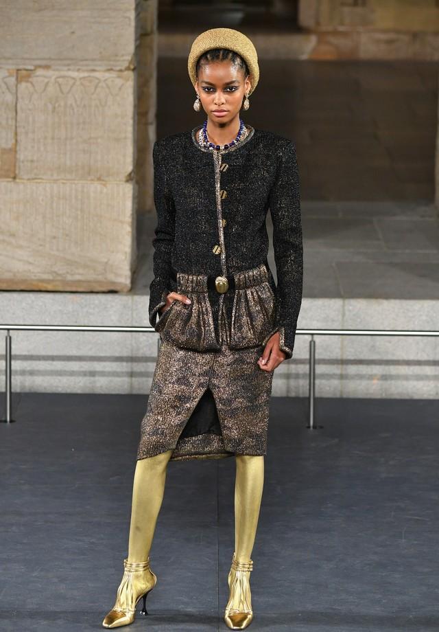 Chanel - Métiers d'Art Pre-fall 2019 (Foto: Chanel/ Divulgação)