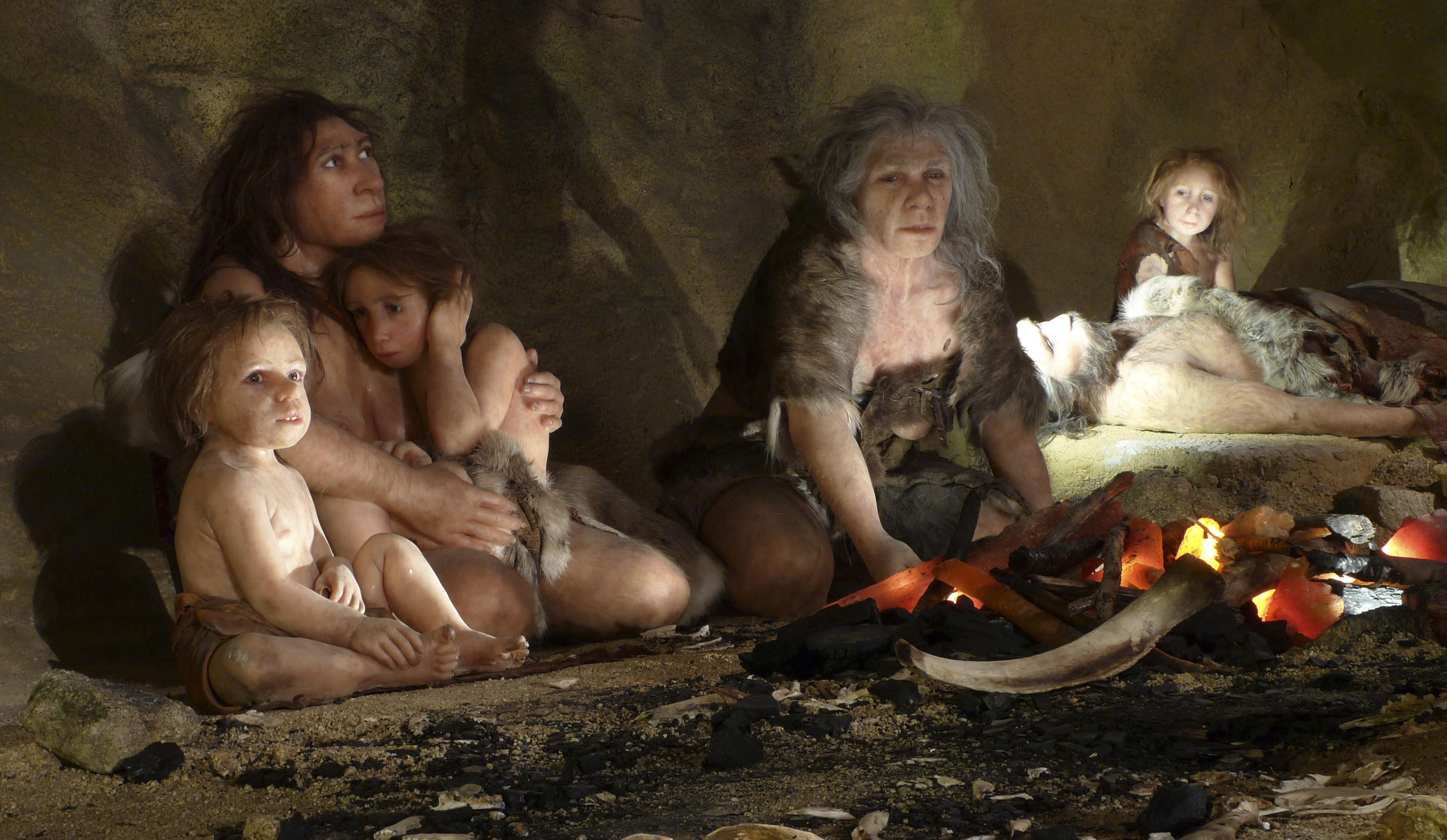 Os neandertais também introduziam alimentos sólidos aos seus bebês após 6 meses (Foto: Nikola Solic/Reuters)