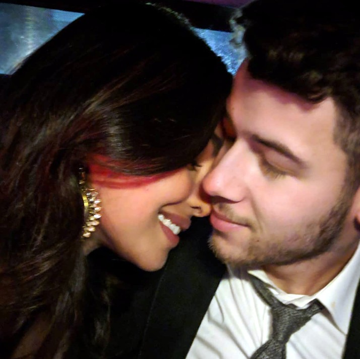 Nick Jonas e Priyanka Chopra (Foto: Instagram)