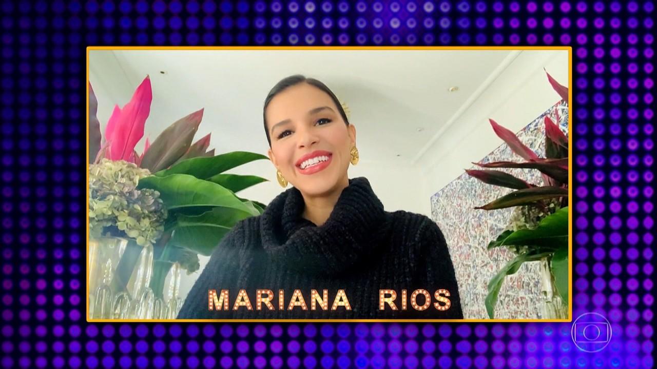 Mariana Rios e Ricardo Pereira relembram momentos emocionantes do 'Tamanho Família'
