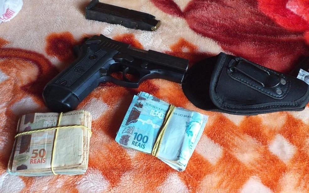 PF deflagra Operação 'Refúgio da Montanha' e cumpre cinco mandados de busca e apreensão na BA e em MG — Foto: Divulgação/Polícia Federal