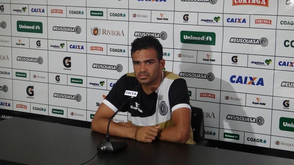 André Nunes (Foto: Leonardo Freire/GloboEsporte.com)