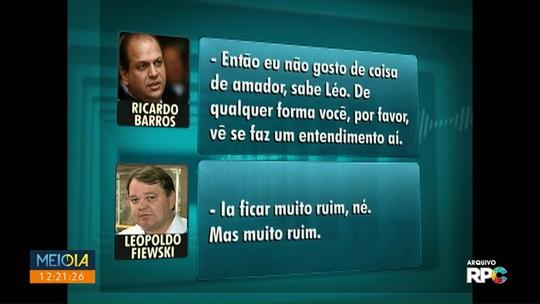 MP acusa deputado Ricardo Barros de interferir em licitação de R$ 7,5 milhões
