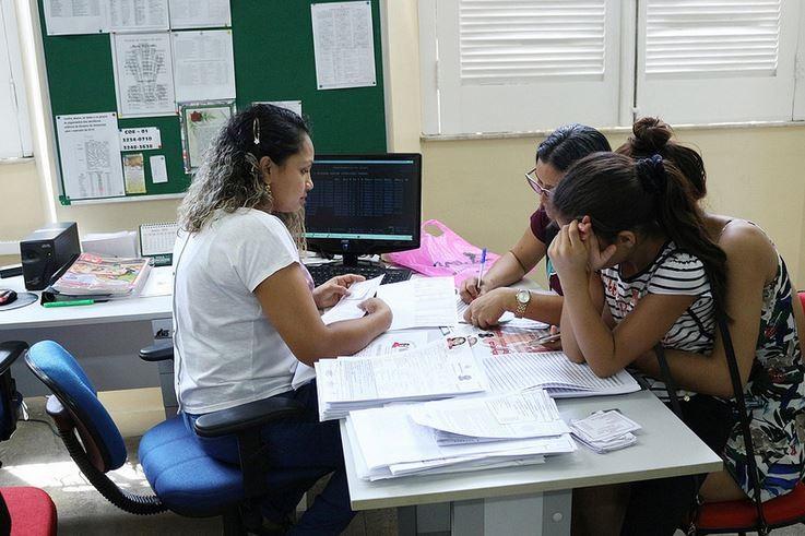 Rede pública de ensino já registra mais de 54 mil reservas para novos alunos, no AM