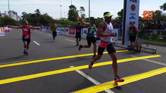 Pacotão da Meia: superação no km 18, Brasil no topo, índio atleta e belo visual
