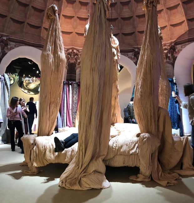 HERITAGE LUX | Trend Space Heimtextil 2020 - Where I Belong (Foto: Bruna Pereira/Editora Globo)