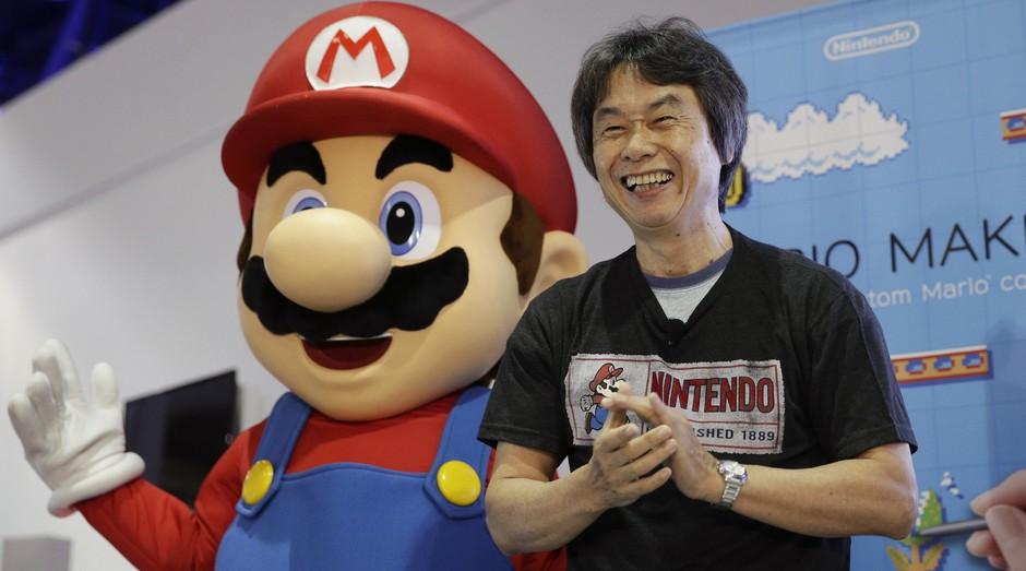 Shigeru Miyamoto: crítica ao modelo de games freemium (Foto: Divulgação)