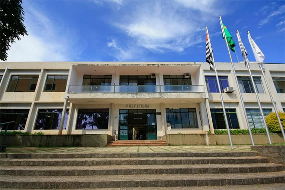 Prefeitura de Atibaia — Foto: Divulgação/ Prefeitura de Atibaia