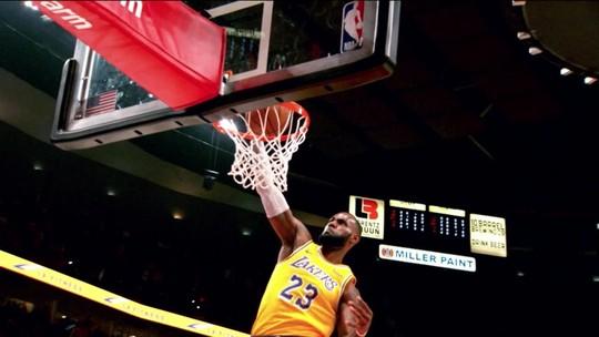 Los Angeles Lakers abrem temporada da NBA e contam com LeBron James e Anthony Davis